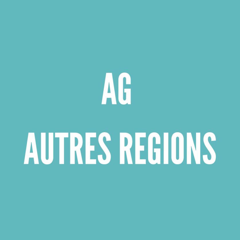 AG AUTRES REGIONS