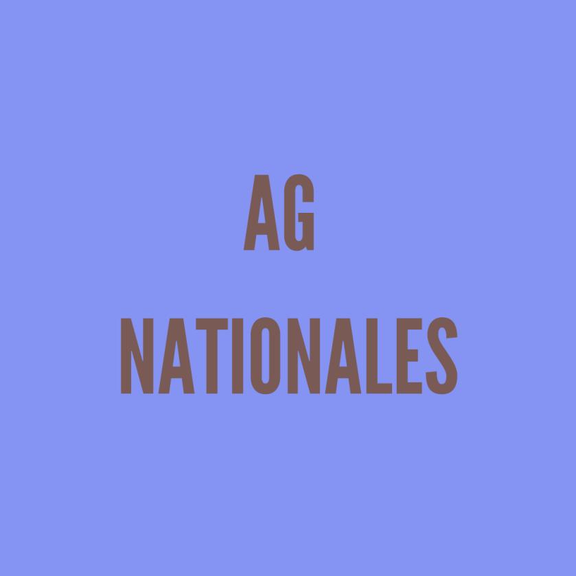 AG NATIONALES #bloquonsblanquer école de la confiance