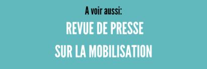 A voir aussi : Revue de presse sur la mobilisation contre Blanquer #bloquonsblanquer école confiance