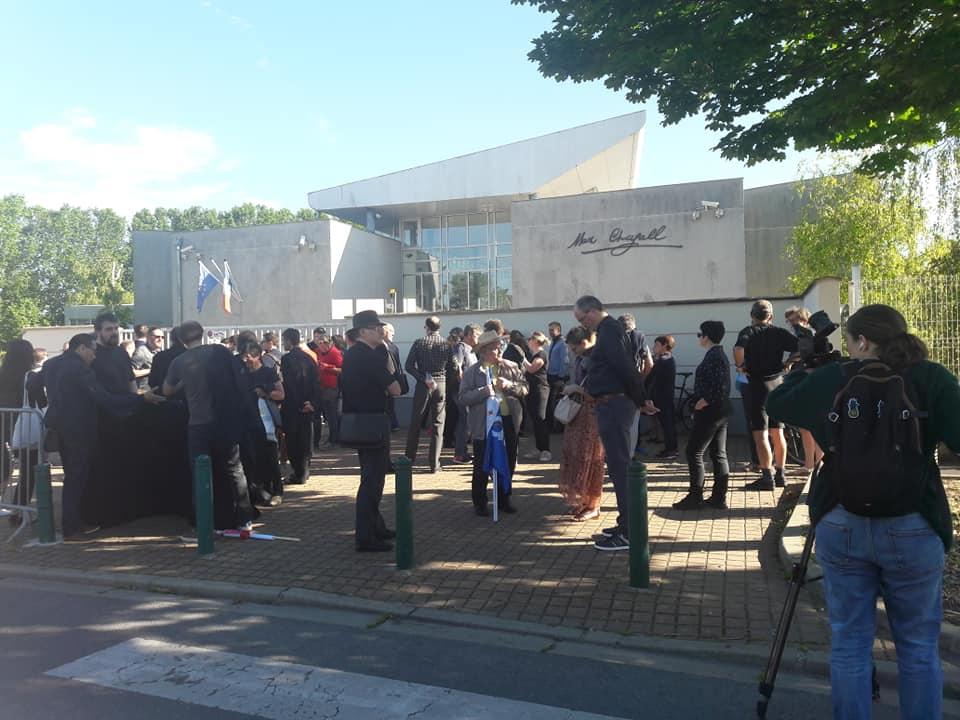 grève du bac #bloquonsblanquer école confiance #bacbloc